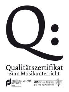 Qualitaetszertifikat Musikunterricht TKV Bayern e.V.