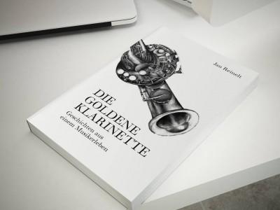 Mein Buch: Die Goldene Klarinette
